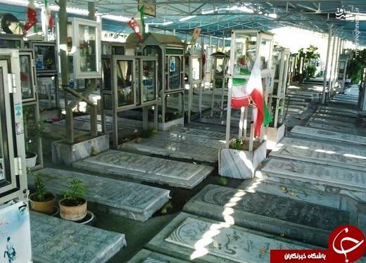 مکانهایی با حالوهوای متفاوت در تهران +تصاویر