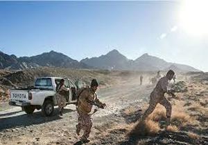شهادت مرزبان خراسان شمالی در سیستان بلوچستان