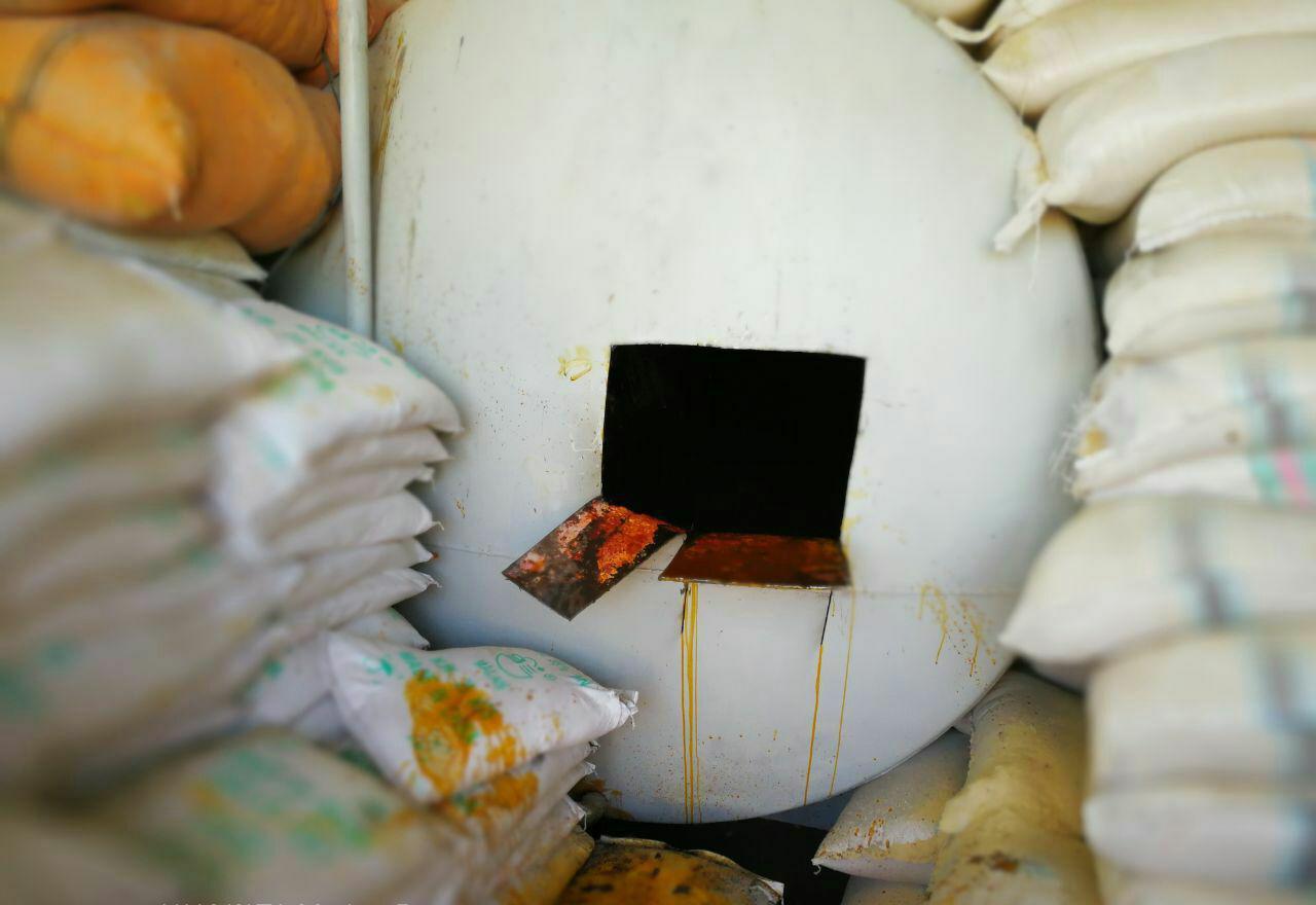 مرگ سه کارگر در مخزن مایعات شرکت خوراک دام و طیور