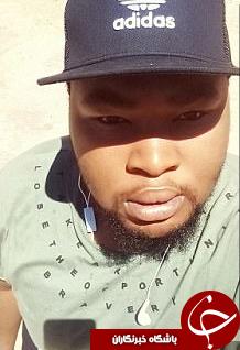 پلیس یک مرد آدمخوار را در آفریقای جنوبی در حال ارتکاب جرم کشت+ تصاویر