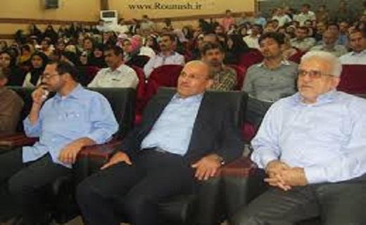باشگاه خبرنگاران -تجلیل از ٣٠ پزشک نمونه دانشکده علوم پزشکی آبادان