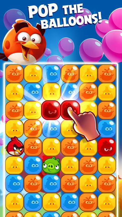 دانلود Angry Birds Blast 1.4.6 بازی پازلی انفجار پرندگان خشمگین