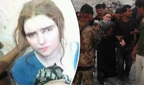 احتمال اعدام عروس آلمانی داعش در عراق