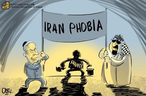 پروژه نخ نما ایران-هراسی کاسبی همیشگی صهیونیست ها و امریکایی/لفاظی ضد برجامی و ضد ایرانی منبع حیات ترامپ و نتانیاهو