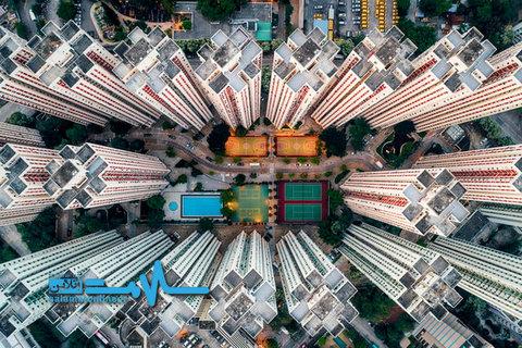 برترین تصاویر گرفتهشده با پهپاد+عکس