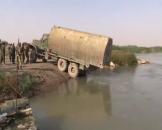 باشگاه خبرنگاران -نحوه عبور نیروهای سوری از رودخانه برای محاصره داعش + فیلم