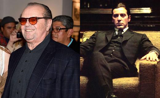 بازیگران مشهوری که نقشهای مهمی را رد کردند