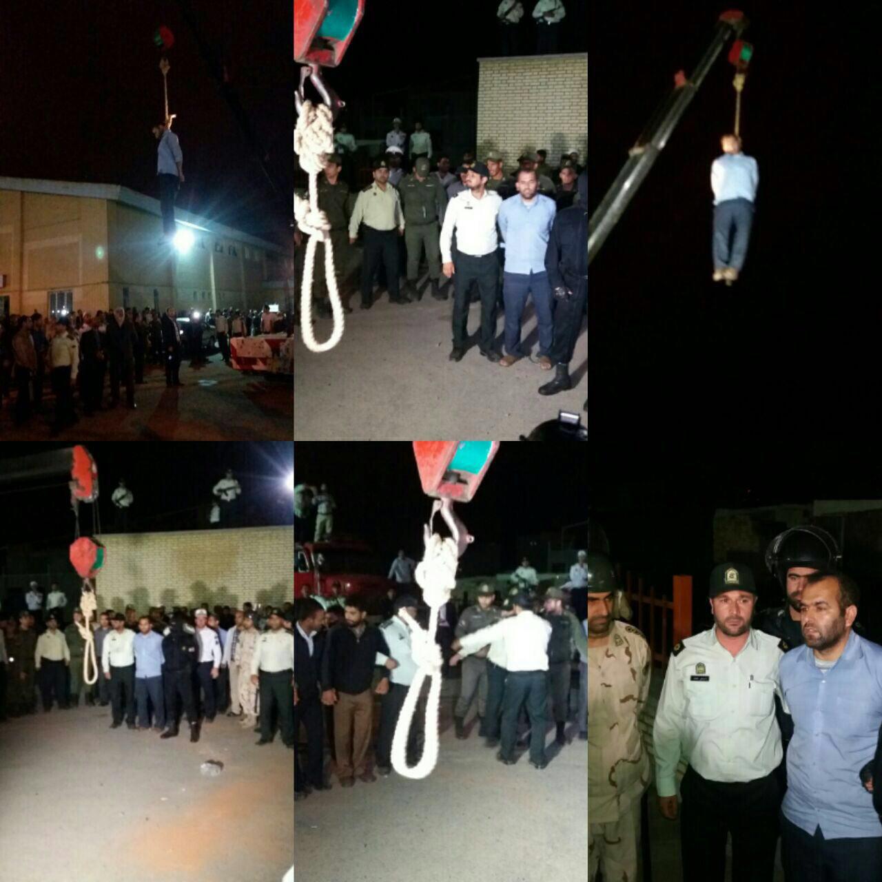 اسماعيل رنگرز اعدام شد / امروز قاتل آتنا اعدام شد