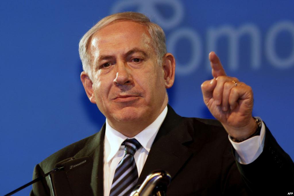 وقتی نتانیاهو به زبان فارسی ایرانیان را دوست خطاب می کند! + فیلم