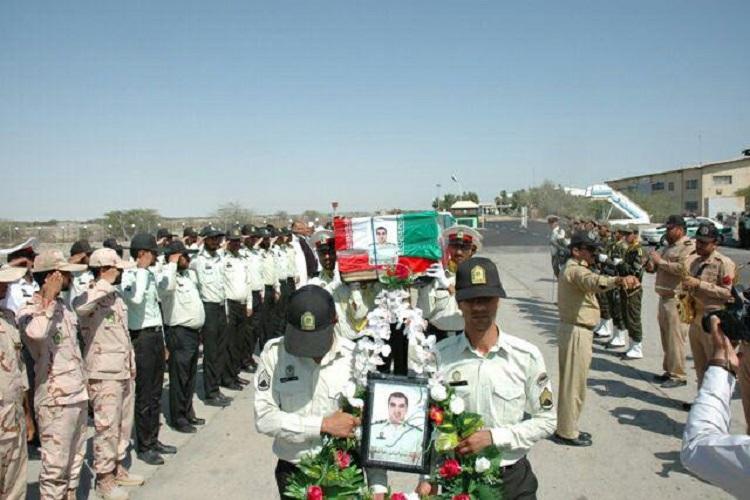 مأمور شیروانی در درگیری با اشرار در سیستان و بلوچستان شهید شد