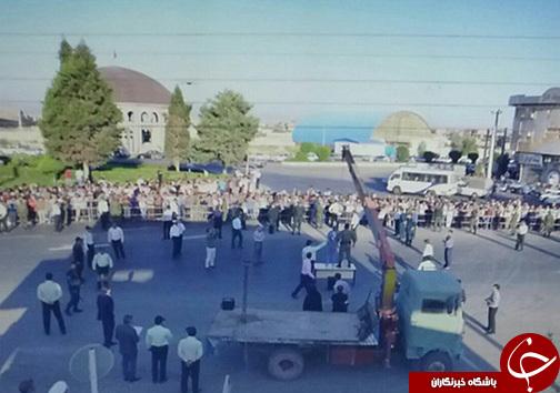 اجرای حکم قاتل مامور انتظامی گلستان