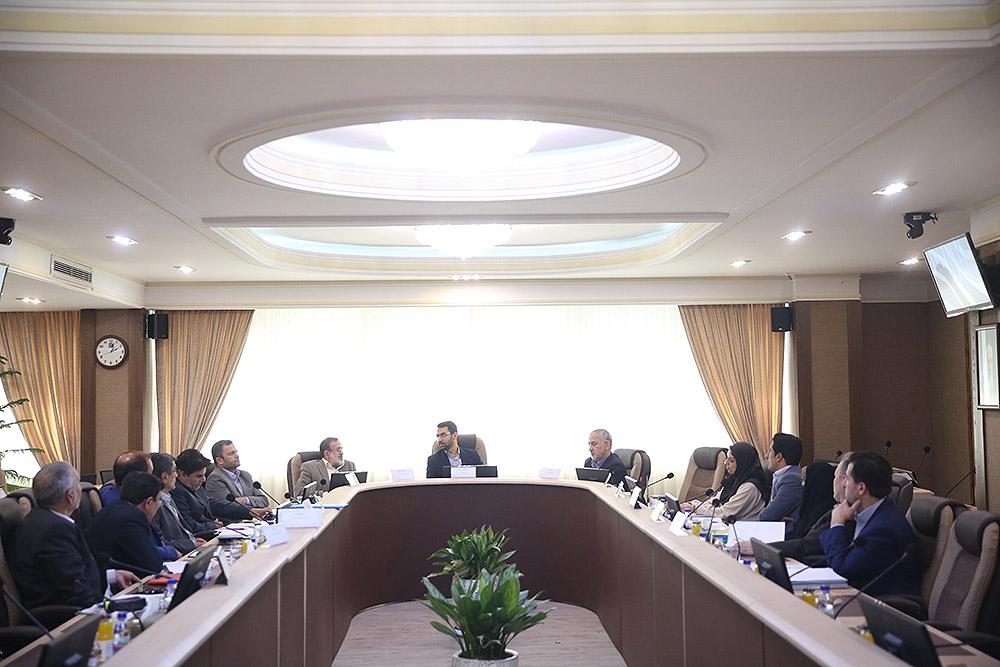 برگزاری مجمع عمومی سازمان فناوری اطلاعات ایران با حضور وزیر ارتباطات