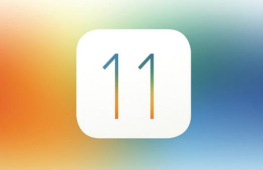 کیبورد فارسی iOS 11 باقی میماند