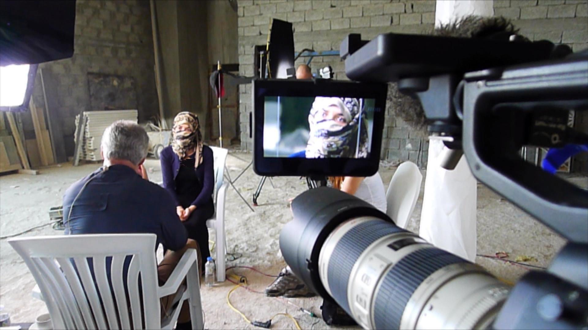 فیلم لحظه هلاکت فیلمبردار داعشی از دوربین خودش