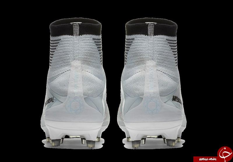 بازگشت رونالدو به ترکیب رئال با کفشهای جدید + تصاویر