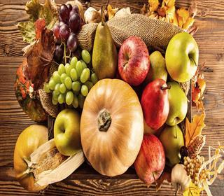 بهترین میوه ها و سبزیجات برای آغاز فصل پاییز!