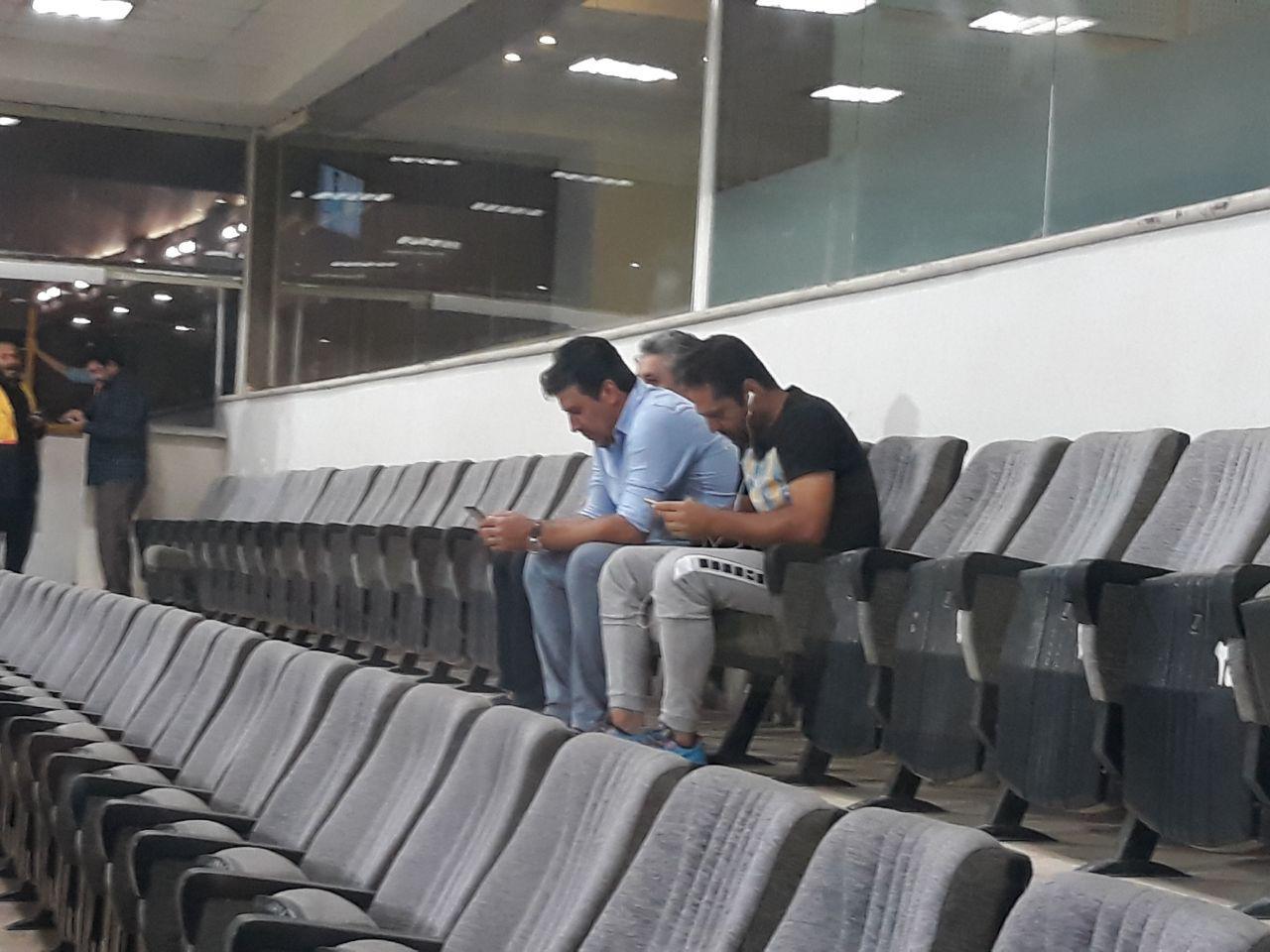 حواشی قبل از دیدار تیمهای استقلال و ذوب آهن