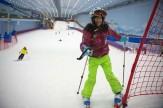 باشگاه خبرنگاران -بزرگترین پیست اسکی داخل سالن در چین +تصاویر