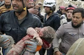 پیکرهای 9 یمنی در صنعا از زیر آوار بیرون کشیده شد