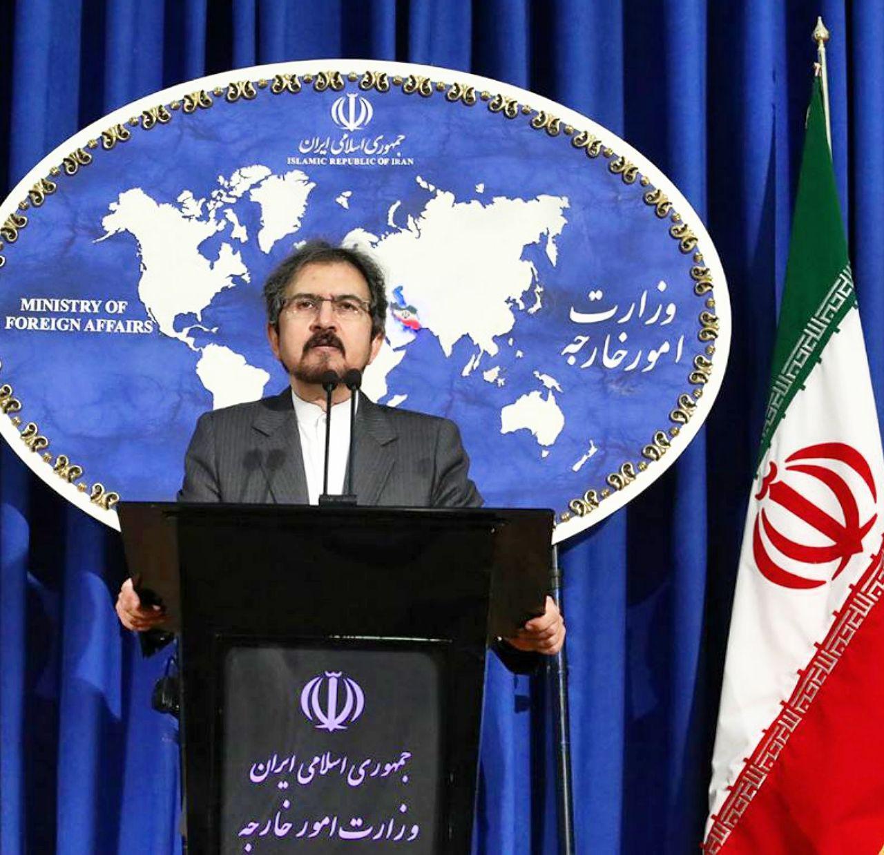 سخنگوی وزارت امور خارجه حمله تروریستی به مسجدی در کابل را محکوم کرد