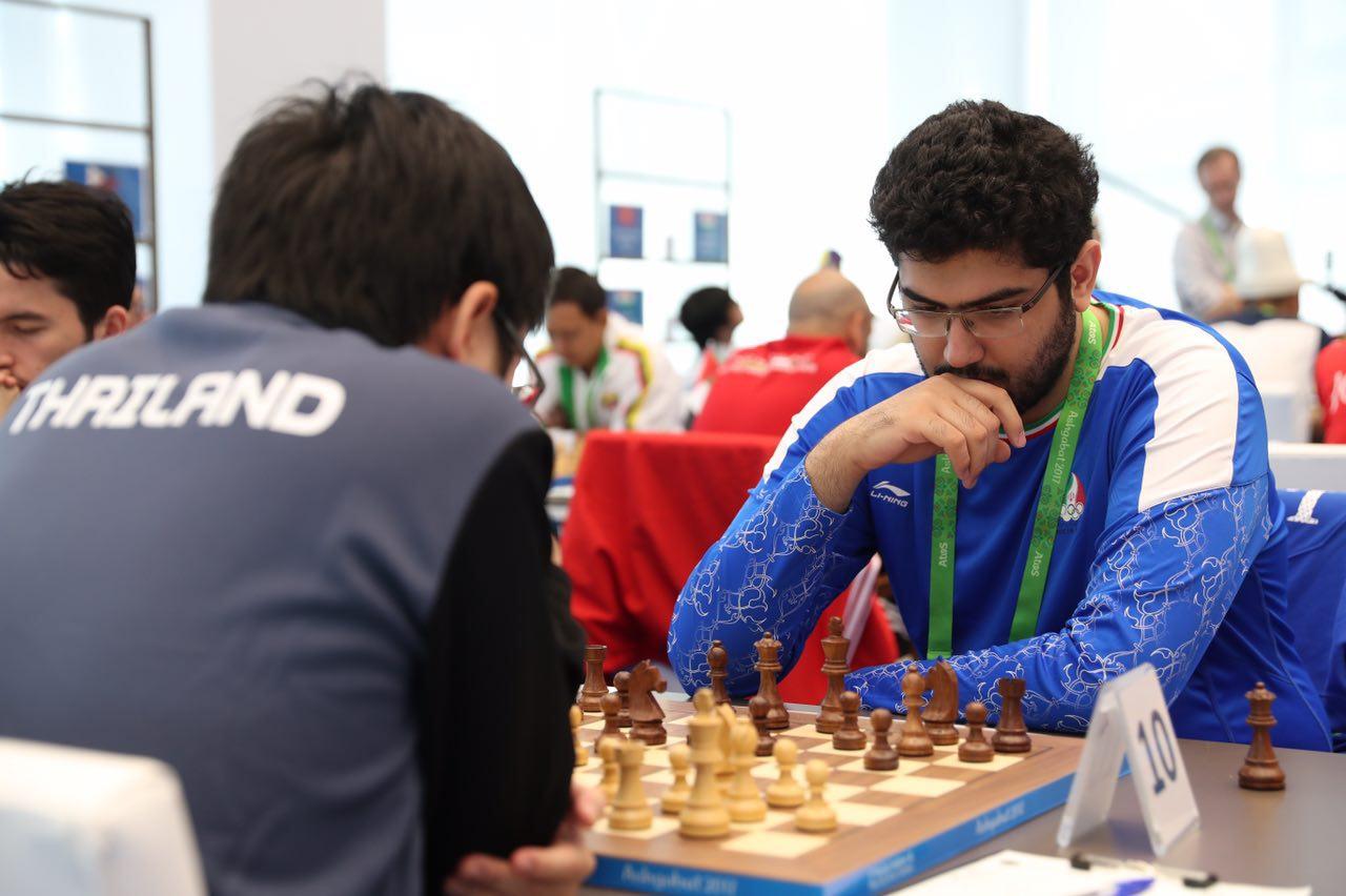 نتایج و حواشی ششمین روز از بازی های داخل سالن آسیا