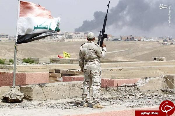 مسئول بازجویی از داعشیها در عراق کیست؟ +تصاویر
