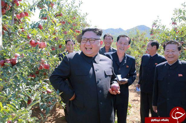 رهبر کره شمالی حین سخنرانی ترامپ کجا بود؟+تصاویر