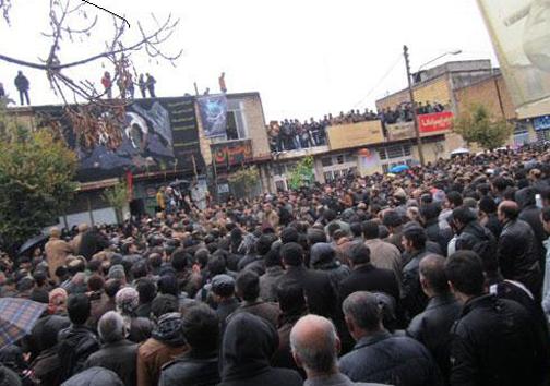 آیینهای سنتی عزاداری محرم در استان چهارمحال و بختیاری