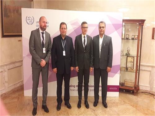 باشگاه خبرنگاران -دومین اجلاس مدیران عامل پست کشورهای عضو اتحادیه پستی جهانی به کارخود پایان داد