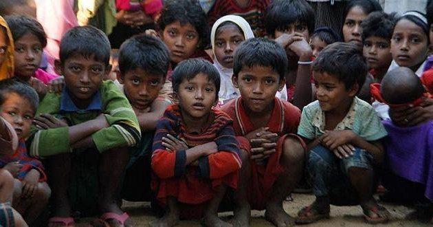60 درصد آوارگان روهینگیایی کودکان هستند