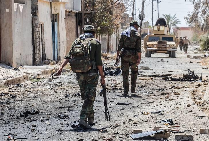 آزادسازی تلعفر در عراق + فیلم