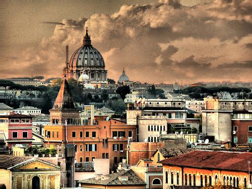 رم شهر گلادیاتورها +تصاویر