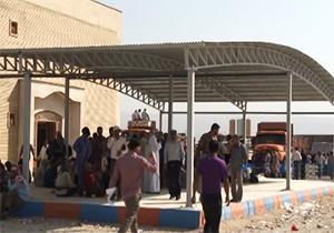 بازار صادرات و واردات شهرستان دهلران جان دوباره گرفت + فیلم