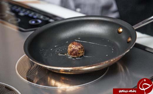 گوشت مصنوعی هم به بازار آمد