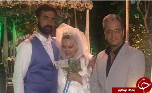 نخستین تصاویر از ازدواج مجدد بهاره رهنما+تصاویر