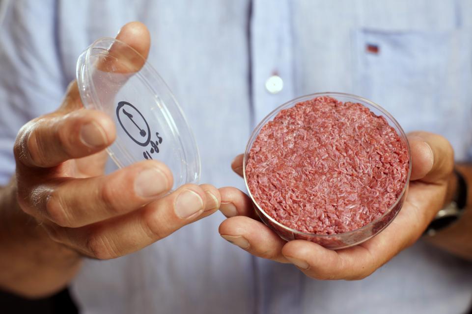 گوشت مصنوعی هم به بازار آمد+تصاویر