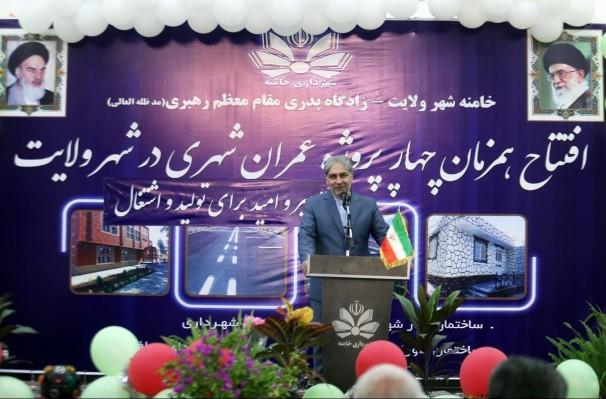 شهر خامنه میتواند از محورهای گردشگری تبریز ۲۰۱۸ باشد