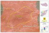 """باشگاه خبرنگاران -پیروزیهای طلایی ارتش سوریه در محور """"اثریا-خناصر""""/ارتش یک گام دیگر به شکست حصر دیرالزور نزدیک شد+ نقشه و جزئیات"""