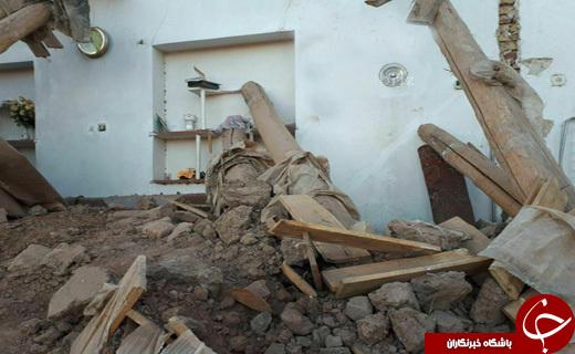 زمین لرزه 4.9 ریشتری شربیان در آذربایجان شرقی را لرزاند
