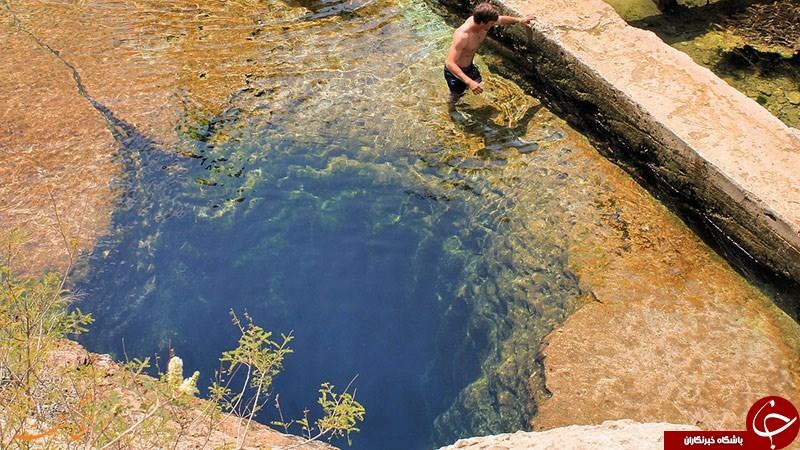 چاه یعقوب در آمریکا، خطرناکترین مکان روی زمین+تصاویر