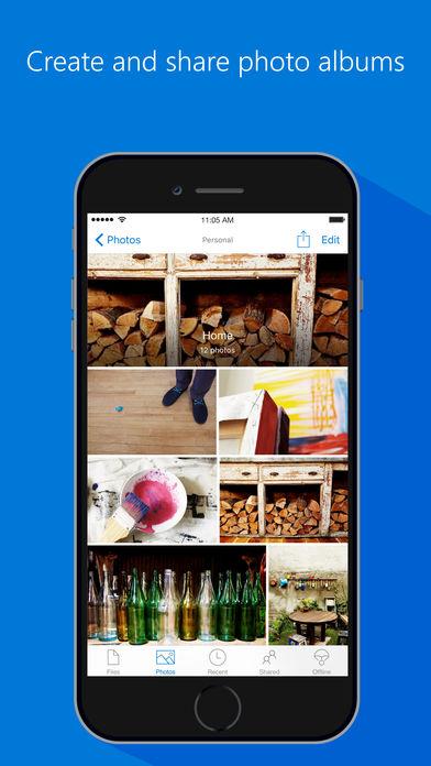 دانلود OneDrive 4.15 - برنامه رسمی مایکروسافت وان درایو