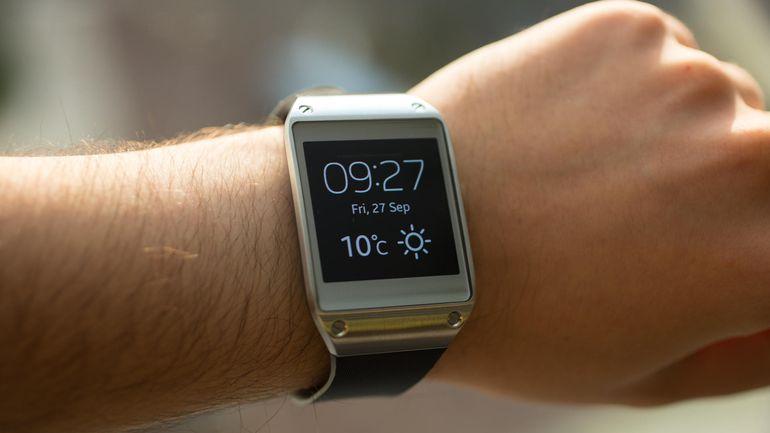 ساعت هوشمند جدید سامسونگ را ببنید + تصویر