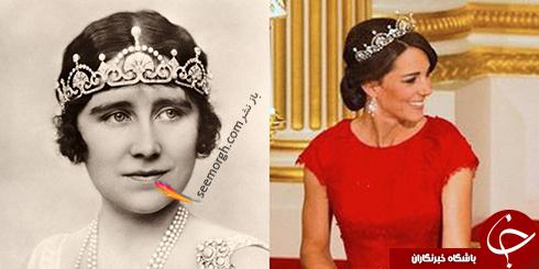 زیباترین و معروف ترین تاج های خانواده سلطنتی+تصاویر