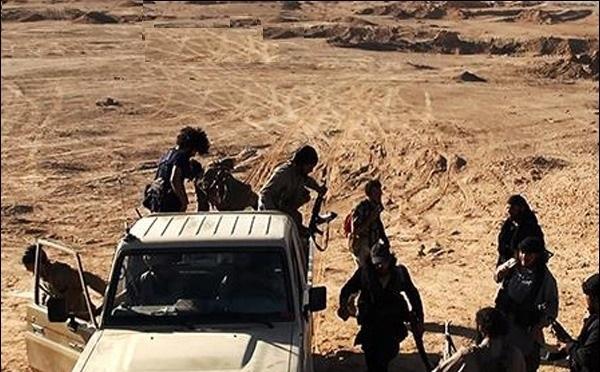 اعدام یک شهروند عراقی به جرم جاسوسی توسط داعش