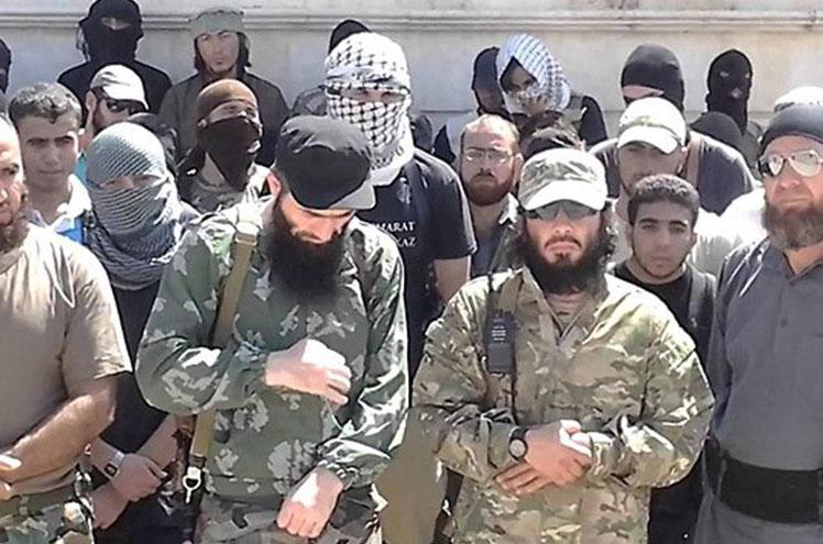 باشگاه خبرنگاران -تروریستهای داعش از قلمون غربی به دیرالزور سوریه منتقل شدند