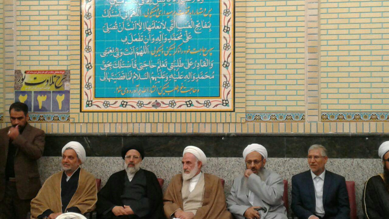 حفظ وحدت راهبرد اساسی در جامعه اسلامی است