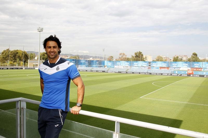 گزارش سایت باشگاه اسپانیول از فرهاد مجیدی