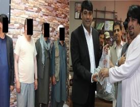 یک باند 6 نفری از سارقین حرفه ای در کابل بازداشت شدند