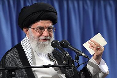 نظر آیت الله خامنهای درباره انتقاد از رهبری + فیلم
