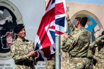 عدم اعتماد انگلیس به ارگان های دولتی افغانستان